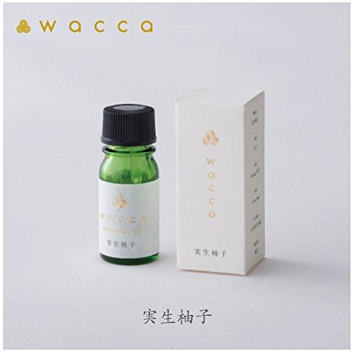 wacca ワッカ 実生柚子 3ml
