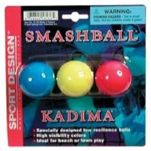 Sport Design Replacement Beach Balls for Beachball Smashball Kadima Watercolors