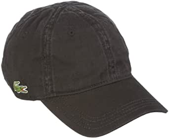 Lacoste Casquette Cap - Black