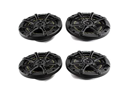 Kicker 11DS60 2 way Car Audio Speakers Pair DS60