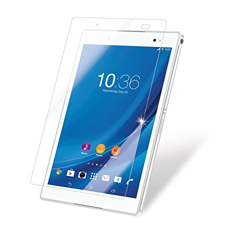 ELECOM SONY Xperia Z3 Tablet Compact 液晶保護フィルム 高透明 【日本製】 TB-SOZ3AFLTAG
