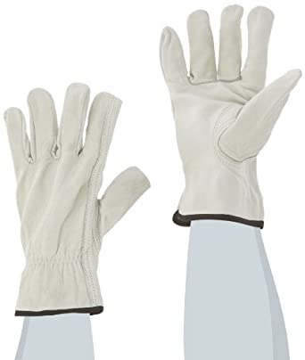 Boss 4067 Grain Leather Driver Work Gloves, 2X-Large (Pack of 1 Pair)