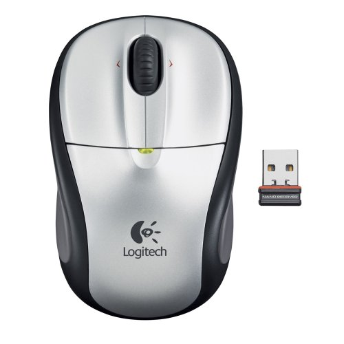 Logitech M305 Wireless Mouse (Pretty)