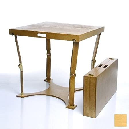Spiderlegs Tables CD3030 Spiderlegs Hand Crafted and Custom Finished Dining Folding Table