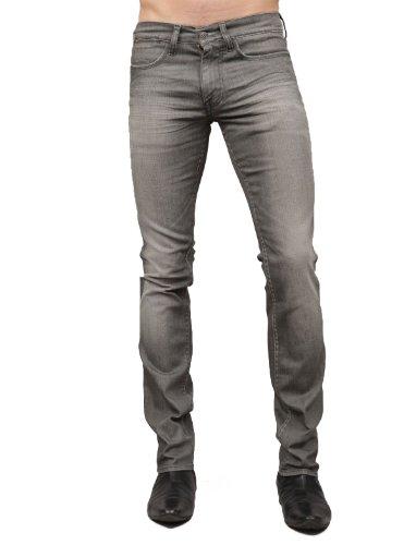 Japan Rags 702 Basic Skinny Grey Man Jeans Men - W36