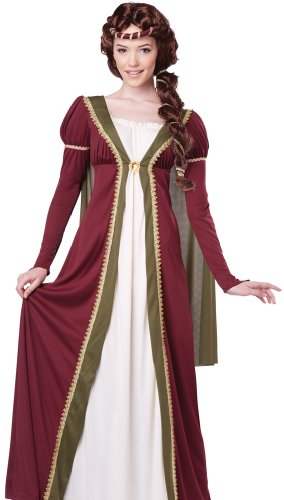 California Costumes Women's Medieval Maiden Renaissance Costume