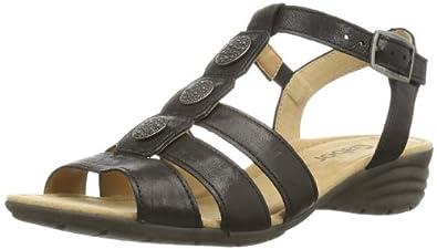 Gabor Shoes Gabor 84.552.57 Damen Sandalen, Schwarz (schwarz), EU 37.5 (UK 4.5) (US 7)