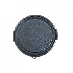 Imported 58mm Plastic Snap On Camera Lens Cap for Nikon Olympus Pentax Ricoh Sanyo