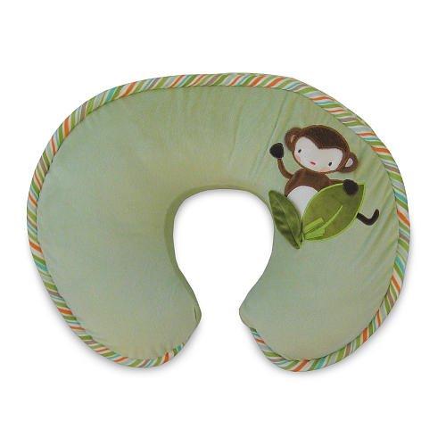 Boppy Heirloom Pillow Monkey front-971282