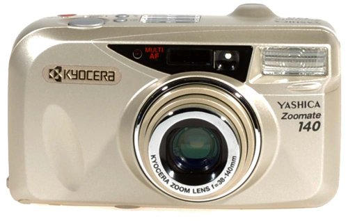 YASHICA ZOOMATE 140 AUTOFOCUS 35mm ZOOM FILM CAMERA (Yashica 35 compare prices)