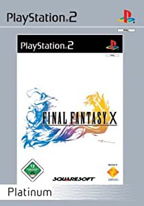Final Fantasy X - PS2 Platinum