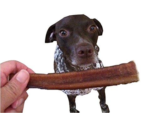 6 inch bully sticks for dogs made in usa 12 pack standardsee also petite thic. Black Bedroom Furniture Sets. Home Design Ideas