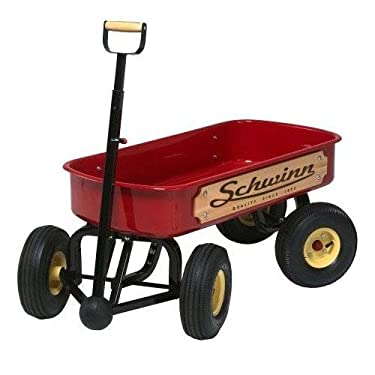 Pacific Cycle Schwinn Quad Steer 4x4 Wagon   Steel