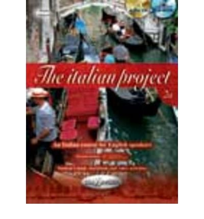 The Italian Project: Student's Book + Workbook + CD-Rom + Audio CD 2a (Mixed media product)(Italian) - Common (The Italian Project 2a compare prices)
