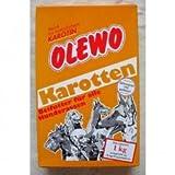 Olewo Karotten-Peletts 1 kg-1PACK