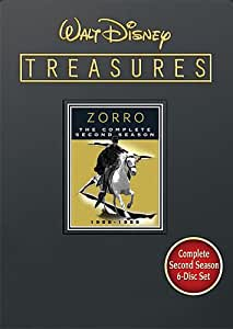 Walt Disney Treasures: Zorro: Season 2