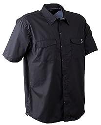 Race Face Shop Shirt, Black, Medium
