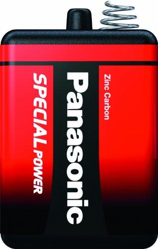 Panasonic 1713 Special Power Batterie Zinc 4R25 6V