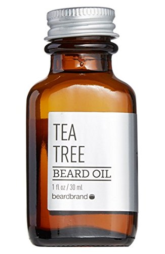 Best Tea Tree Beard Oil