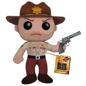 Funko Walking Dead: Rick Grimes Plush by Funko