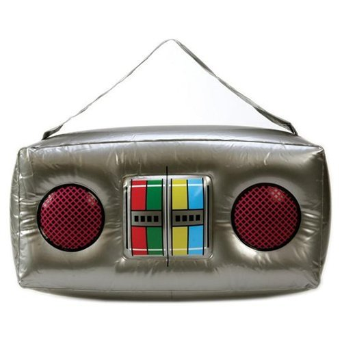 Yo Gabba Gabba Boom Box Inflatable - 1