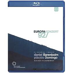 Europakonzert 1992 [Blu-ray]