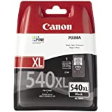 Canon Pg-540Xl Ink Cartridge - Black