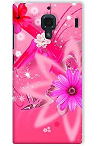 IndiaRangDe Hard Back Cover FOR Xiaomi Redmi 1S