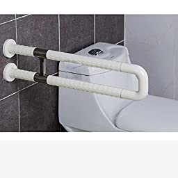 BBSLT-600MM600MM140MM handrail barrier-free handrail for bathroom Bathroom handrail , white