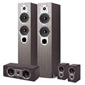 Jamo S 426 HCS 3 WENGE 5-Piece Home Theater System (Wenge)