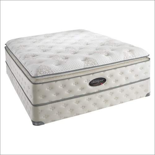 Simmons Beautyrest Elite Pillow Top Mattress Bed