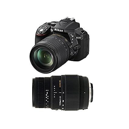 NIKON D5300 + 18-105 VR + SIGMA 70-300 DG MACRO