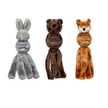 KONG Wubba Friend Dog Toy,(Assorted, you get 1 of the item)