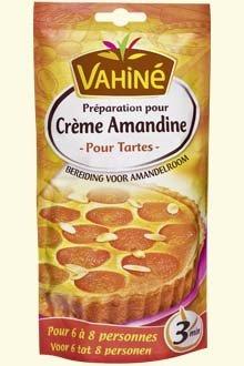 Vahiné - Préparation pour gâteaux - Crème amandine