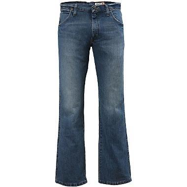 Men's Wrangler Premium Patch Slim77 Jeans - WORN IN (size: 29 )