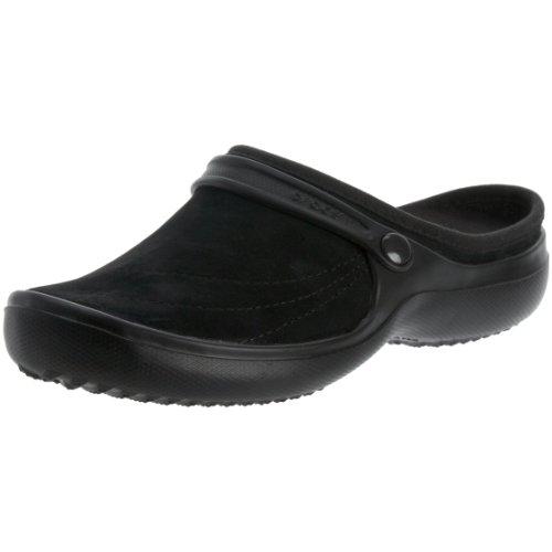Crocs Wrapped Clog Black Black Womens Clogs Size 4 Uk