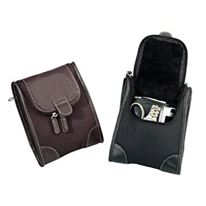 The Ace Accessory Pouch [Set of 2] Color: Black