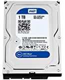 Western Digital Blue WD10EZEX 1TB 7200 RPM 64MB Cache SATA 6.0Gb/s 3.5-Inch Internal Hard Drive