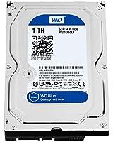 Western Digital Blue WD10EZEX 1TB 7200 RPM 64MB Cache SATA 6.0Gb/s 3.5-Inch Internal Hard Drive