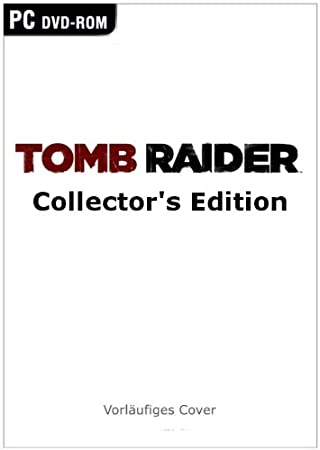 Tomb Raider - Collector's Edition