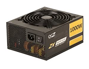 FirePower ZX Series 1000W 80Plus Gold Fully-Modular High Performance ATX PC Power Supply ZX1000W, formerly PC Power & Cooling