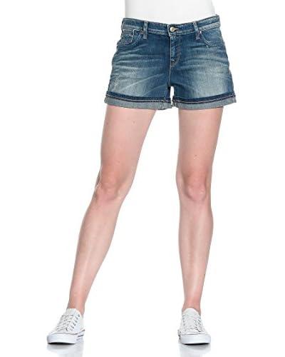 Armani Jeans Shorts V5J09-8J 15 [Blu Denim]