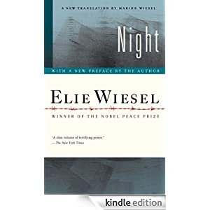 book report night by elie wiesel