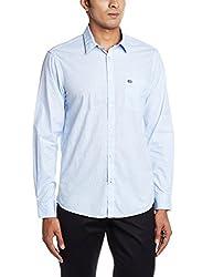 Arrow Sports Men's Casual Shirt (8907259807843_ASRS3026_39_Light Blue)