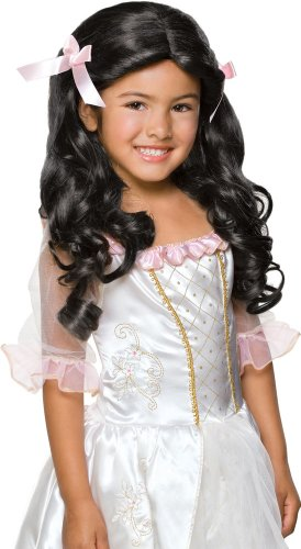Rubies Child's Gracious Princess Costume Wig