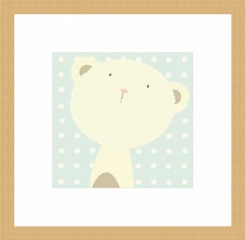 Barewalls Wall Decor by Nicola Evans, Baby Boo Bear - 1