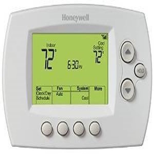 Honeywell TH6320WF1005 Wi-Fi Focus PRO 6000 Thermostat (Wifi Thermostat Heat Pump compare prices)