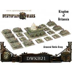 Kingdom of Britannia Armoured Battle Group