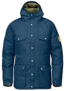Fjallraven Men's Greenland Down Jacket, Uncle Blue, XX-Large