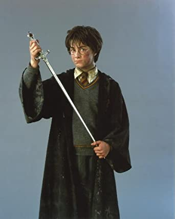 Harry Potter and the Chamber of Secrets Daniel Radcliffe Harry with